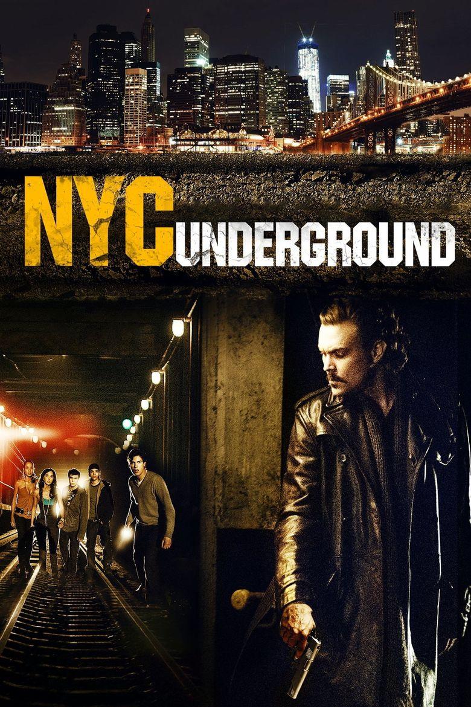 Nyc Underground Poster