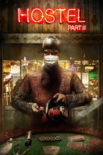 Watch Hostel: Part III