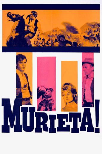 Murieta Poster
