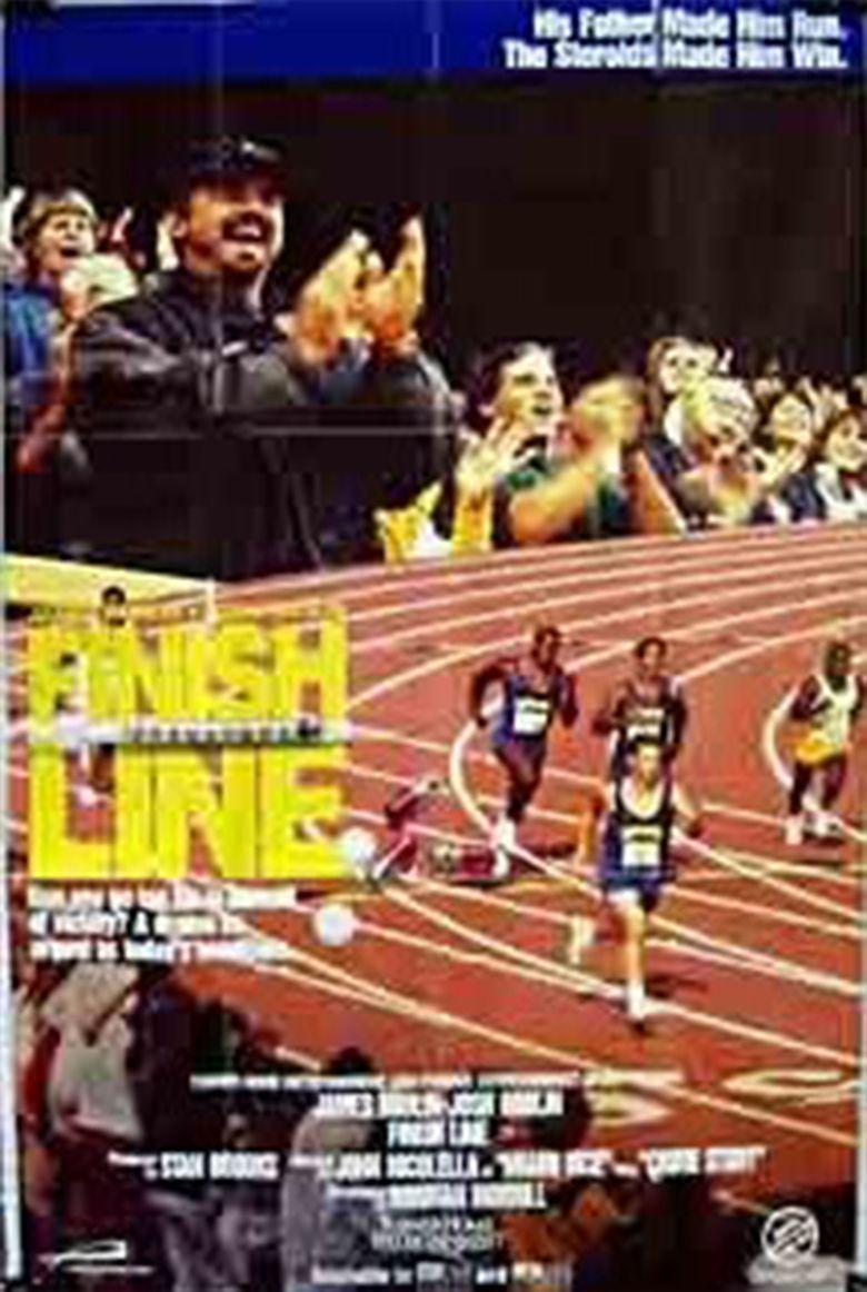 Finish Line Poster