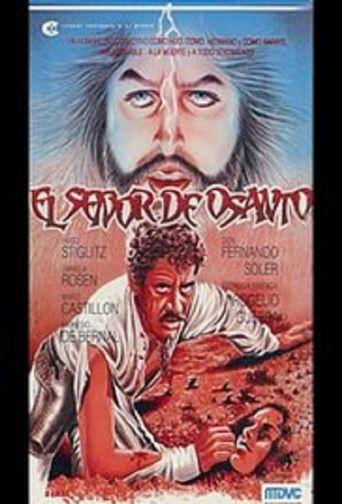 El señor de Osanto Poster