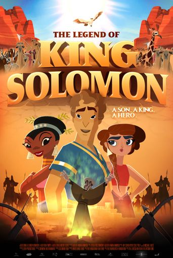 The Legend of King Solomon Poster