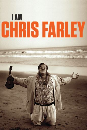 I Am Chris Farley Poster