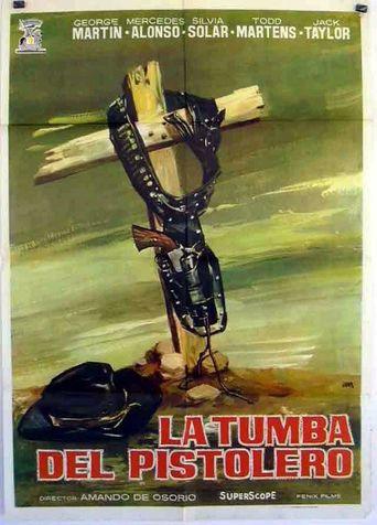 La tumba del pistolero Poster