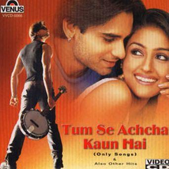 Tum Se Achcha Kaun Hai Poster