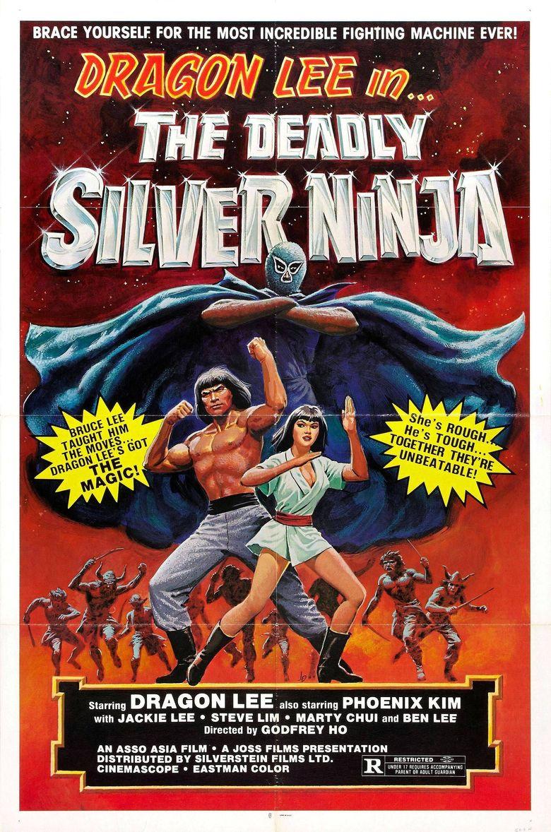 Ninja, The Braver Poster