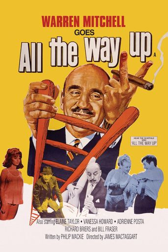 All the Way Up Poster