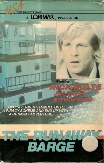 The Runaway Barge Poster