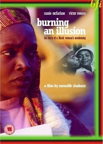 Burning an Illusion Poster