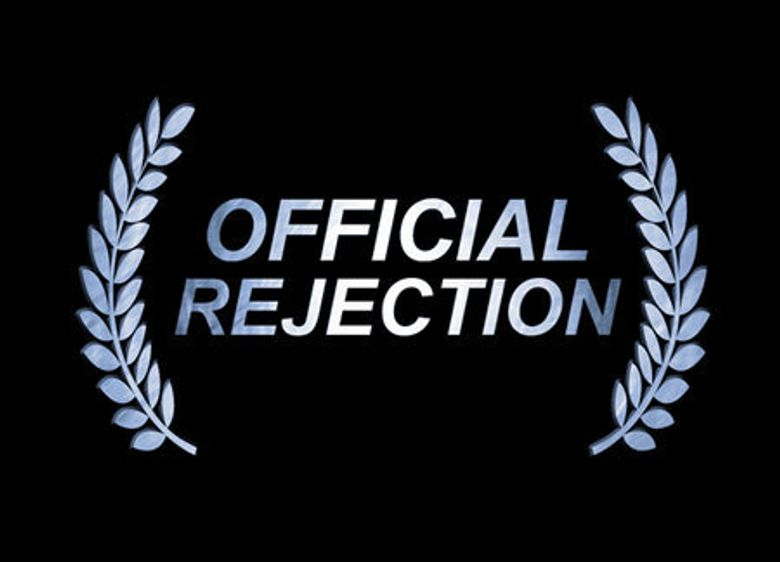 Official Rejection Poster
