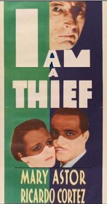 I Am A Thief Poster