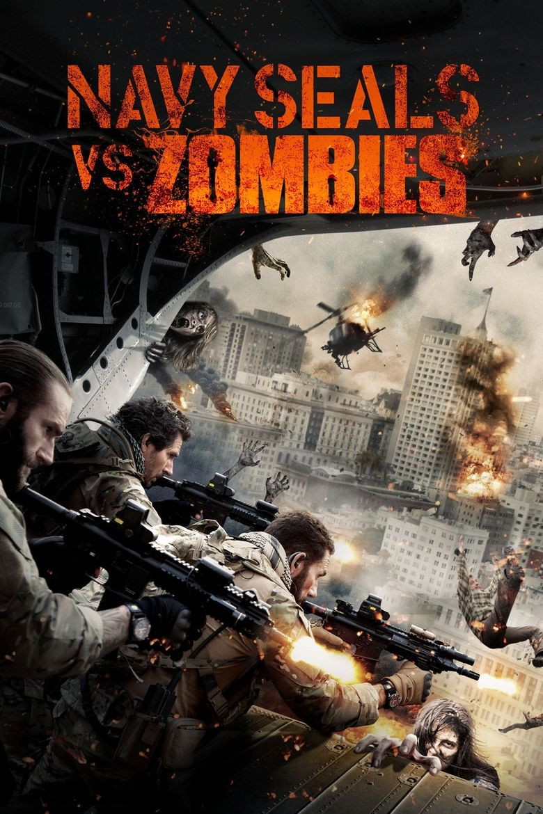 Watch Navy Seals vs. Zombies