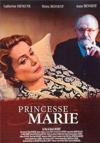 Princesse Marie Poster