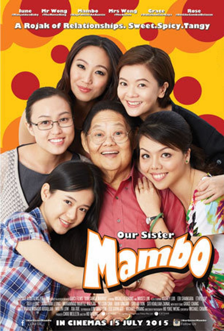 Our Sister Mambo Poster