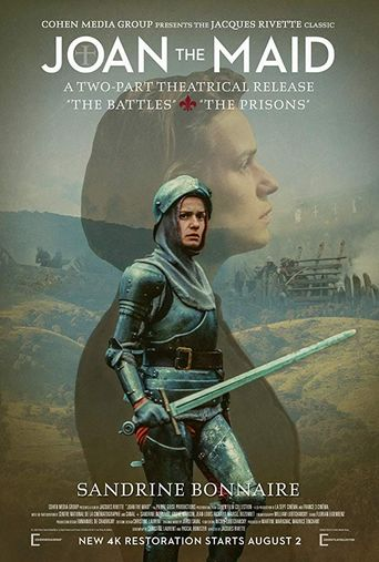 Joan the Maid I: The Battles Poster