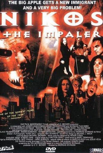 Nikos the Impaler Poster