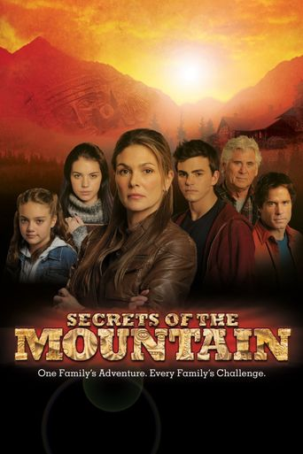 Secrets of the Mountain Poster