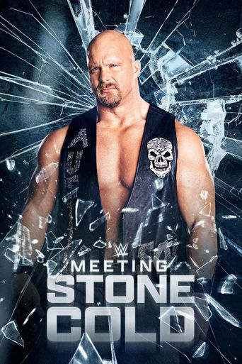 Meeting Stone Cold Poster