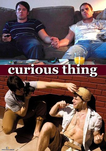 Curious Thing Poster