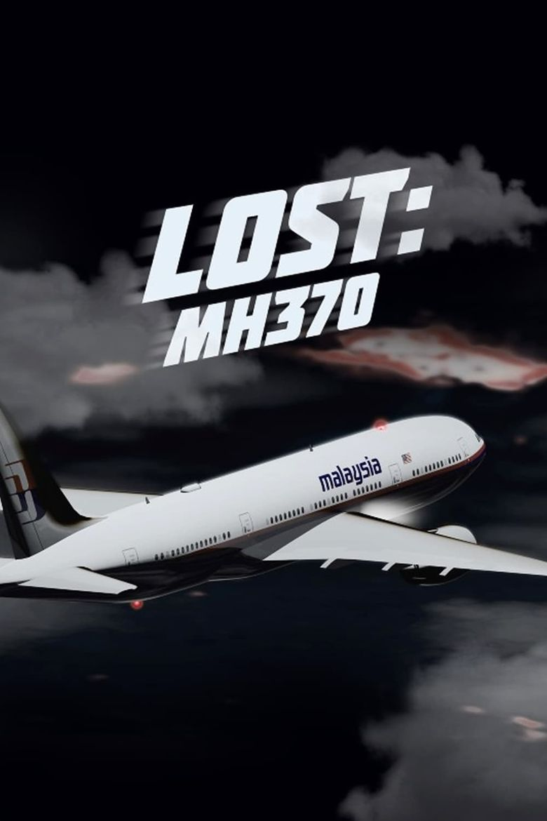 Lost: MH 370 Poster
