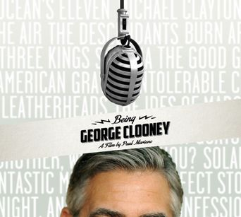 Being George Clooney Poster