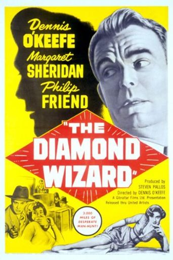 The Diamond Wizard Poster