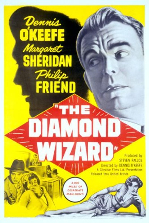 The Diamond Wizard Poster