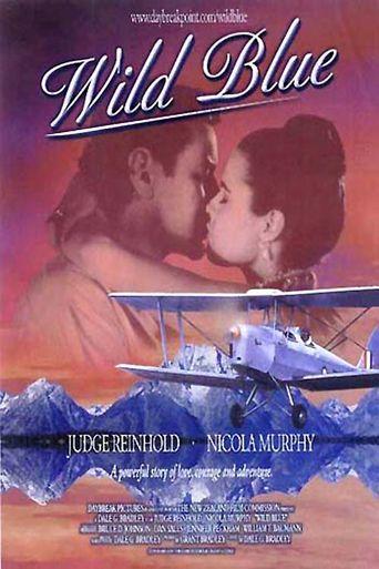 Wild Blue Poster