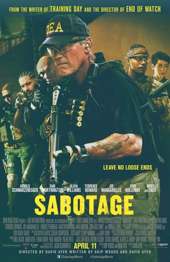 Watch Sabotage