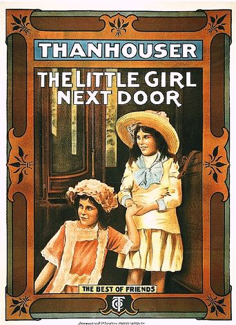 The Little Girl Next Door Poster