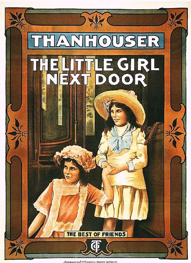 The Little Girl Next Door Poster