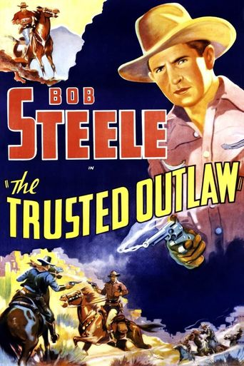 The Trusted Outlaw Poster