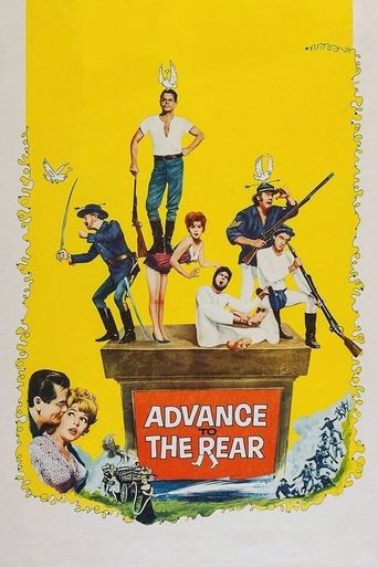 Advance to the Rear Poster