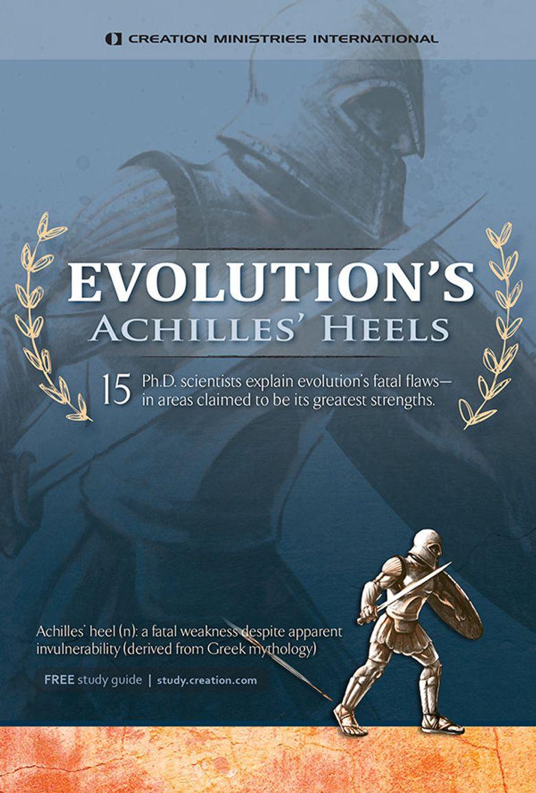 Evolution's Achilles' Heels Poster