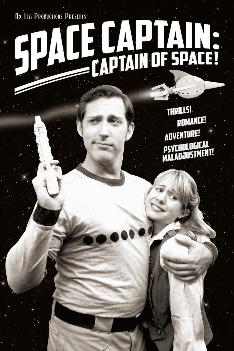 Space Captain: Captain of Space! Poster