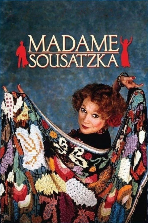 Madame Sousatzka Poster
