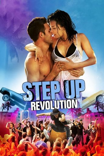 Watch Step Up Revolution