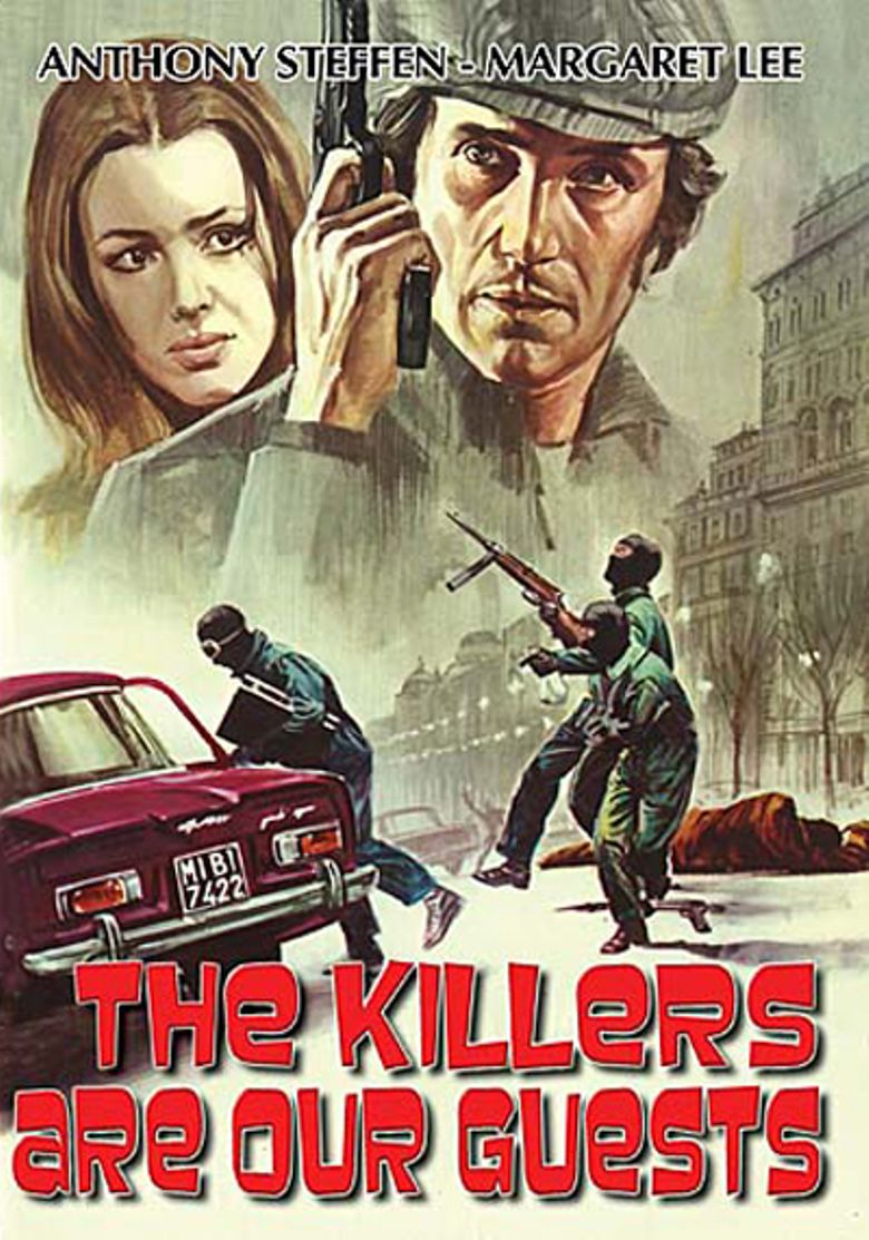 The Killers Are Our Guests Poster