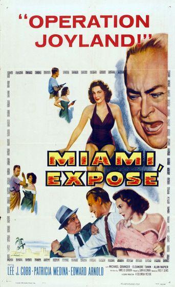 Miami Exposé Poster