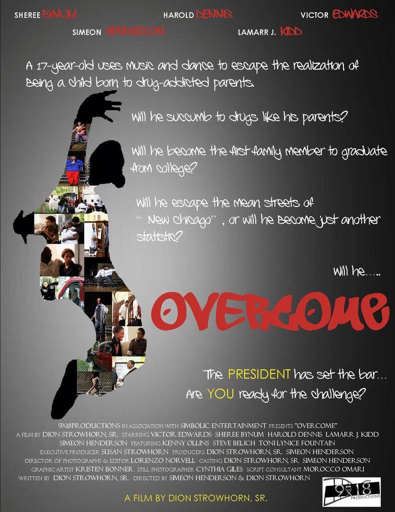 Overcome Poster