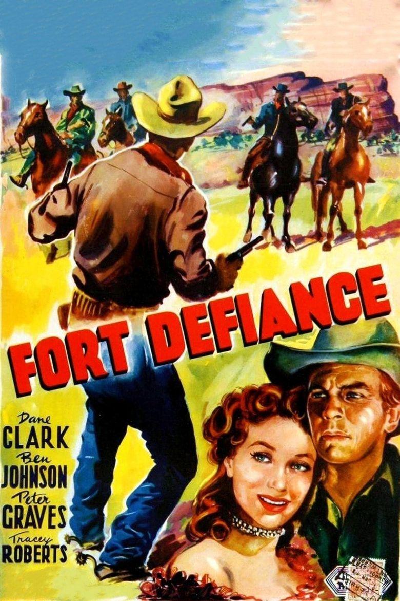 Fort Defiance Poster