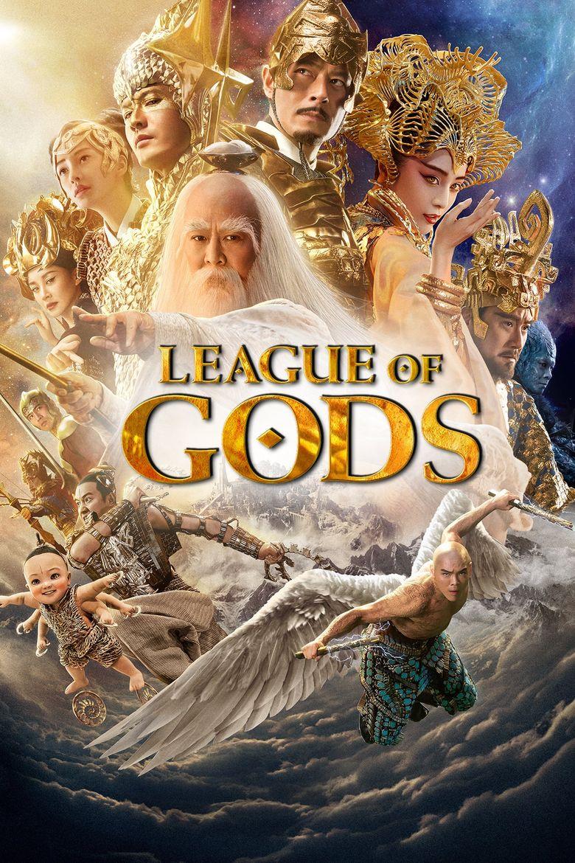 Watch League of Gods