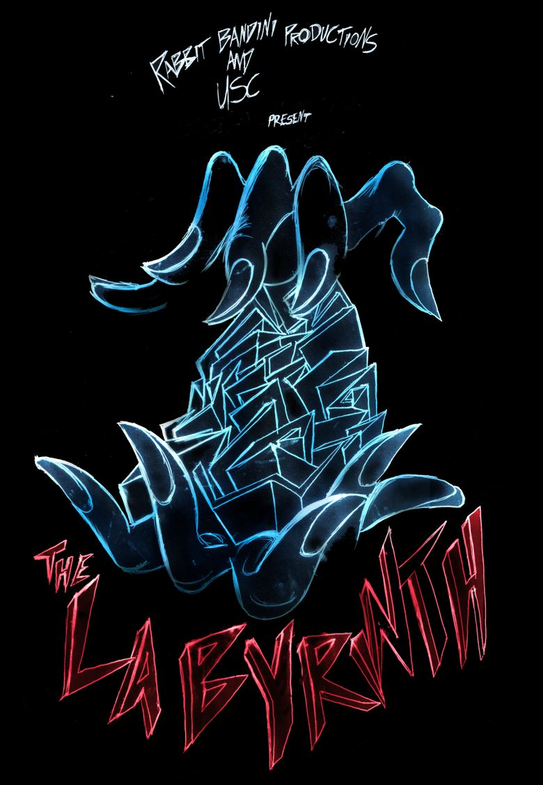 The Labyrinth Poster