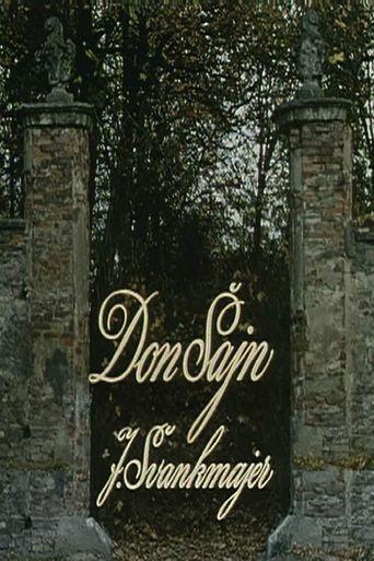 Don Juan Poster