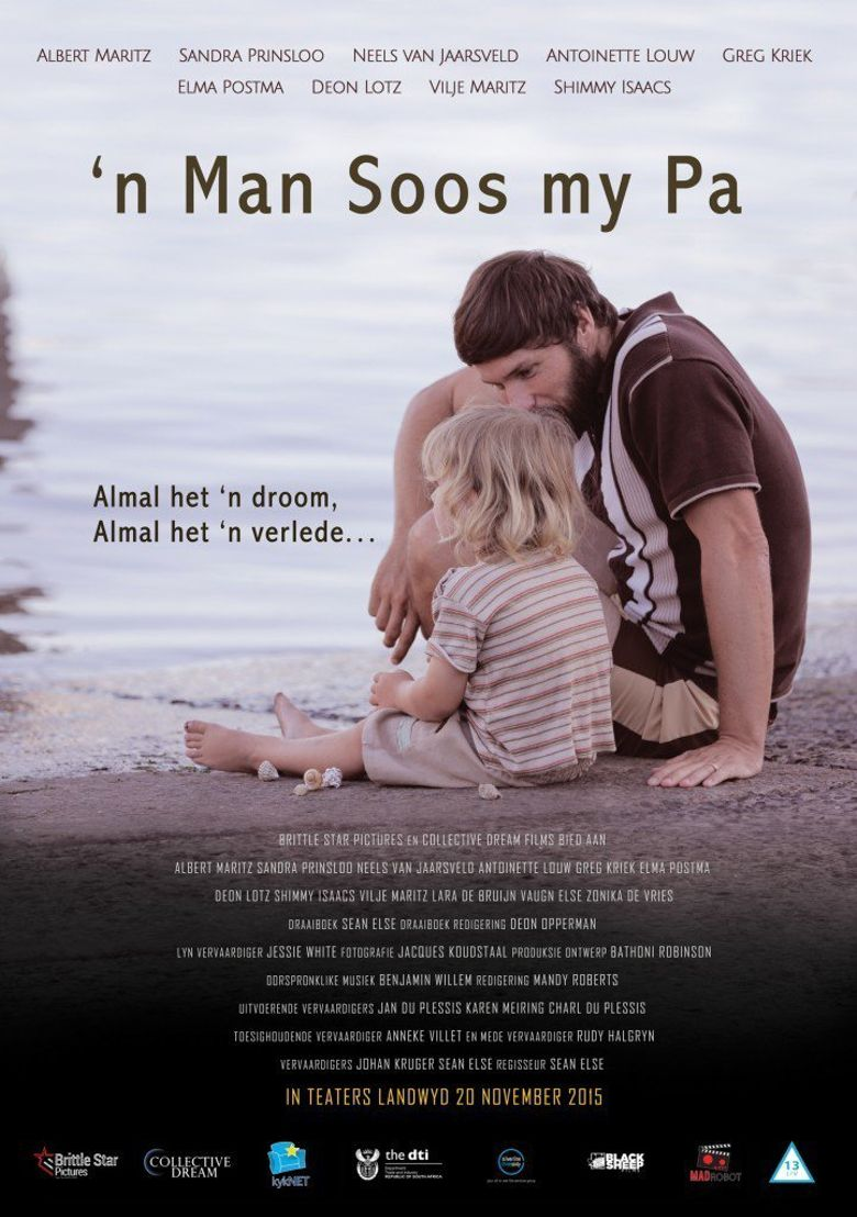 A man like my Father Poster
