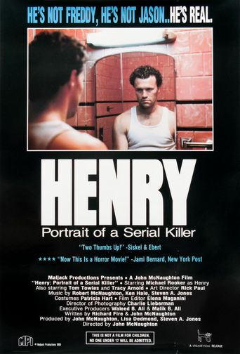Watch Henry: Portrait of a Serial Killer