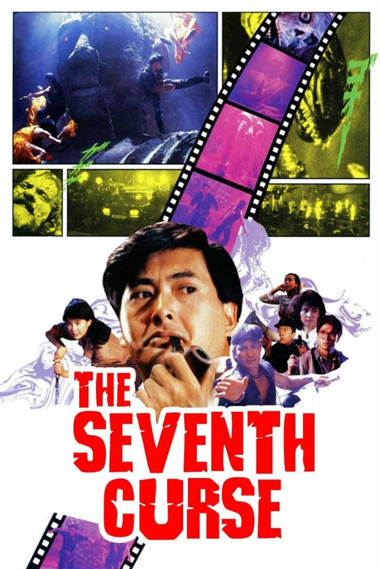 The Seventh Curse Poster