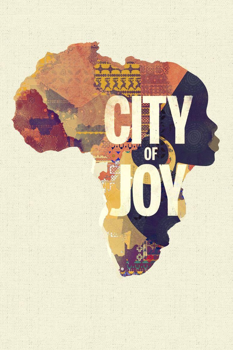 City of Joy Poster