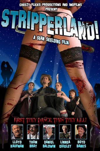Stripperland Poster