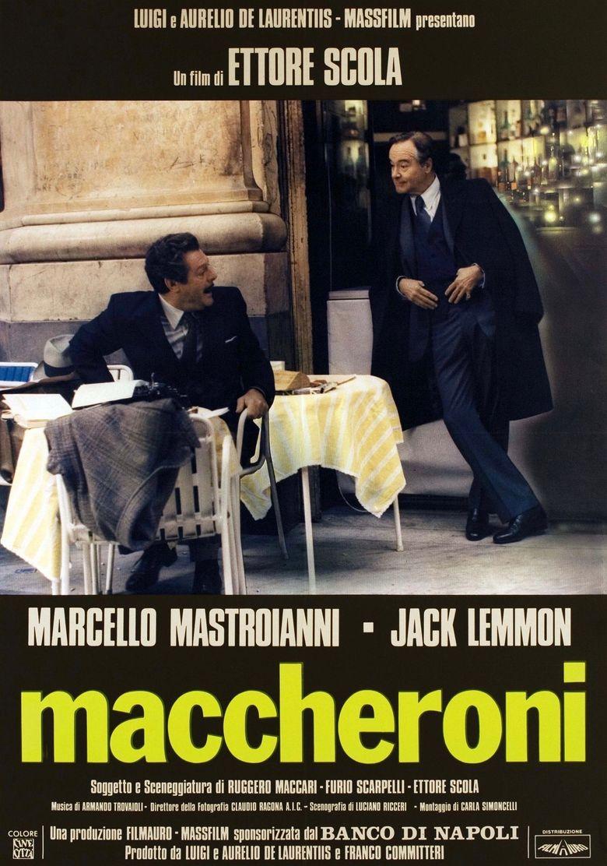 Macaroni Poster